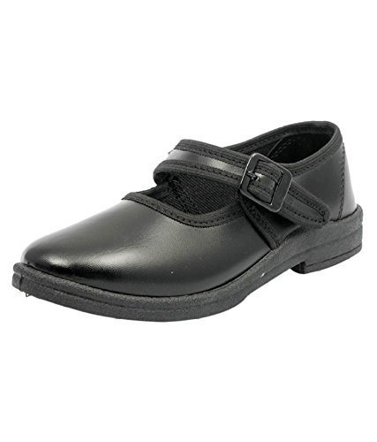 Pollo Girls Black School Shoe  Buy Online at Low Prices in India ... 849e17468