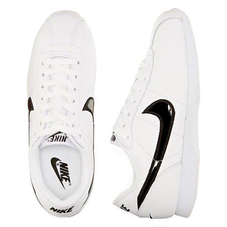 Zapatillas Nike Mujeres Stamina Low Top Con Cordones Para Caminar Verdadero Blanco / Varsity Royal