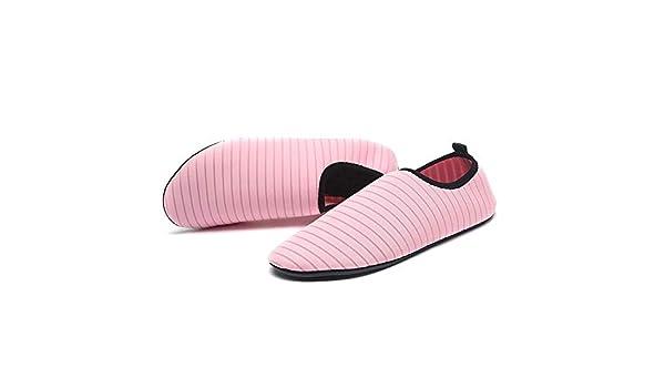 Qiiueen Zapatos De Agua, Hombres Y Mujeres Parejas Calcetines De ...