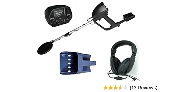 Amazon.com: The Easy Hunter Metal Detector Kit by Gold Century GC1016AKT: Home & Kitchen
