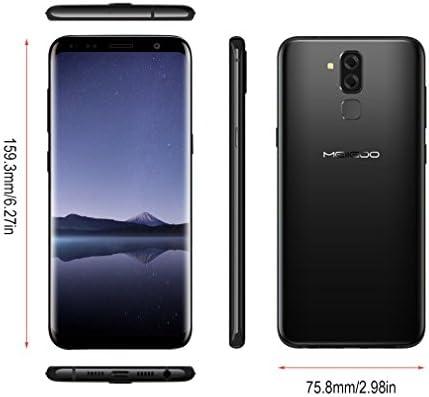 Meiigoo S8 Smartphone Libre 4G (Pantalla 6,1 pulgadas 18: 9 FHD ...