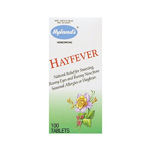 Cheap Hayfever Tablets Hylands 100 Tabs