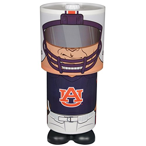 - Forever Collectibles NCAA Auburn Tigers Desk LampDesk Lamp, Team Colors, One Size