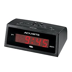 Miles Kimball Self Setting Alarm Clock