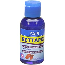 ThePetStop Aquarium Pharmaceuticals 93B Bettafix Remedy, 1.25 oz.