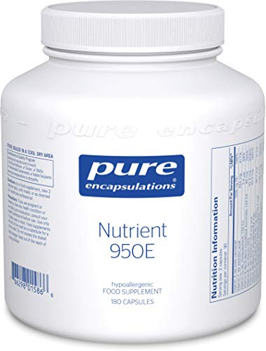 Pure Encapsulations - Nutrient 950E - Multivitamin with Activated Vitamins...