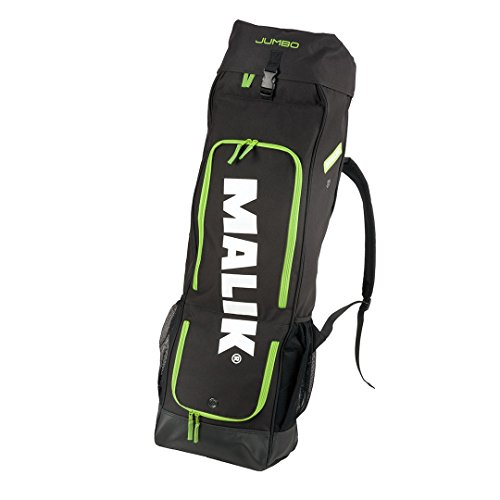 Green Hockey Bag - 6