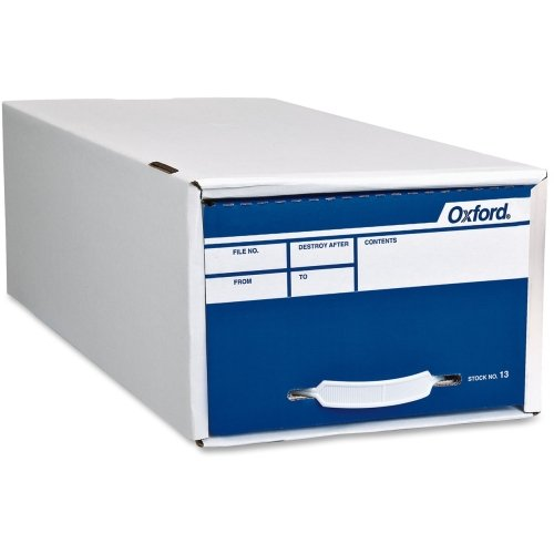 Pendaflex Standard Storage File - Stackable - External Dimensions: 24