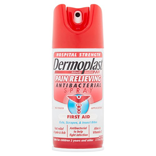 Dermoplast Antibacterial Pain Relieving Spray product image