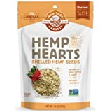 Manitoba Harvest Hemp Hearts Raw Shelled Hemp Seeds, Natural, 1 Pound (Pack of 2) pOcTh