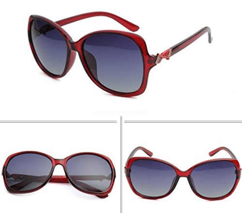 De Polarizadas Sol Rojo Gafas Travel Party Beach 6ZUqwwx1