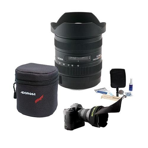 Sigma 12-24mm f4.5-5.6 II DG HSM for Canon EOS - 3