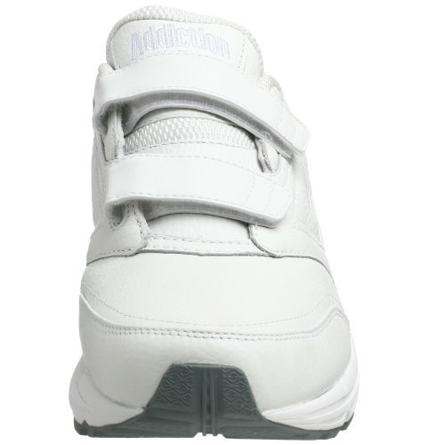 Bianco V strap Walker Brooks white Da Scarpe Walking 111 Nordic Uomo Addiction EqOTnxTz