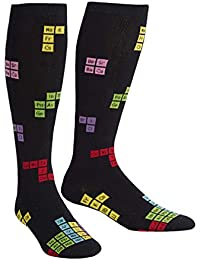 Unisex Stretch-It Knee High Socks - Joining Elements