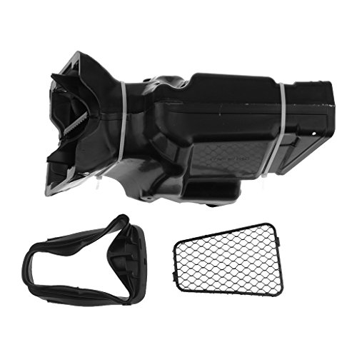 Sharplace Motorcycle Air Intake Tube Interface for Honda CBR600RR CBR 600RR 2007-2012: