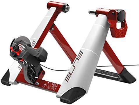 Elite Novo Force - Rodillo magnético de ciclismo (sistema de fijación rápida, máxima estabilidad), 8 niveles de resistencia: Amazon.es: Deportes y aire libre