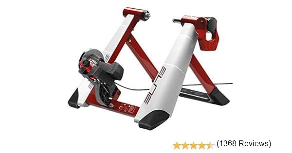 Elite Novo Force - Rodillo magnético de ciclismo (sistema de ...