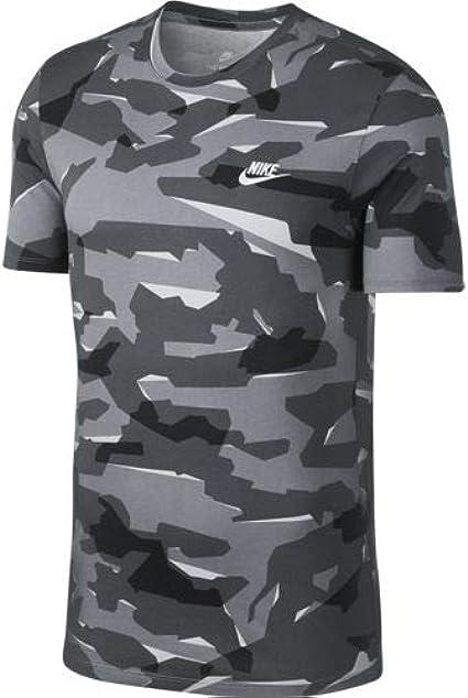 NIKE Camo Pack 1 Camiseta, Hombre: Amazon.es: Ropa y accesorios