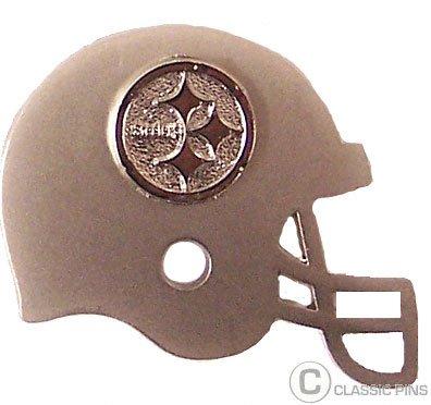 Pittsburgh Steelers Helmet Double - Helmet Pittsburgh Pin Steelers