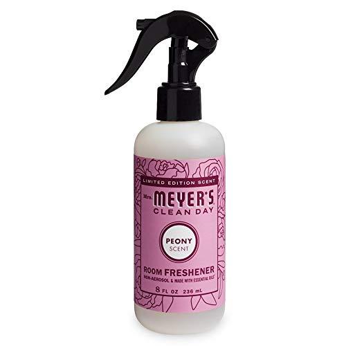 Mrs. Meyers - Clean Day Room Freshener Non-Aerosol Spray Peony - 8 fl. oz.