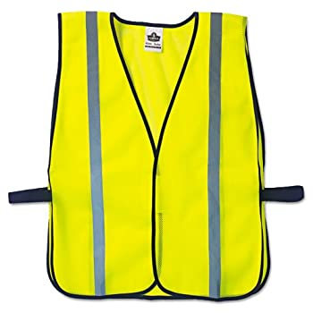 Safety Works 817890 Reflective Safety Vest