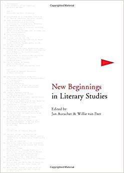 New Beginnings in Literary Studies