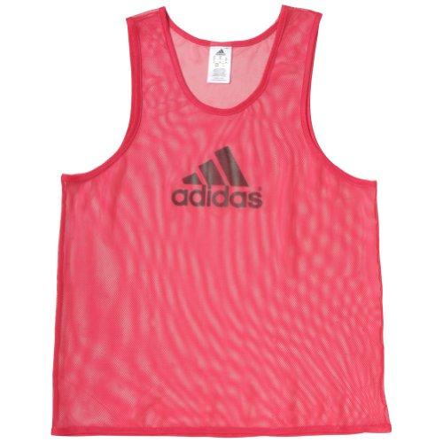 Adidas New Bib Medium Berry - Mesh Training Bibs