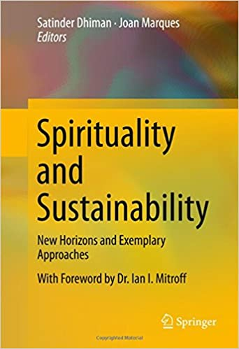 Téléchargement du livre audio RapidshareSpirituality and Sustainability: New Horizons and Exemplary Approaches (French Edition) RTF by Joan Marques