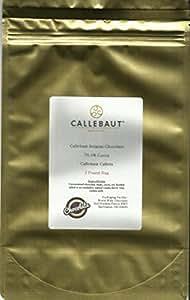 Callebaut Chocolate - Pure - Bittersweet - 1 kg