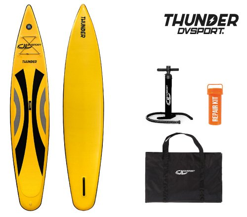 Stand-Up Paddle Board Thunder 380x71x15cm