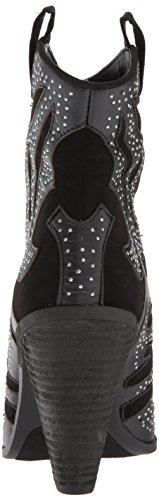 Women's Black Boot Carlos Santana by Sterling Fashion Carlos t6q1RwP