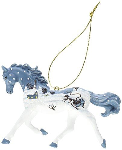 Enesco Painted Vintage Greetings Ornament