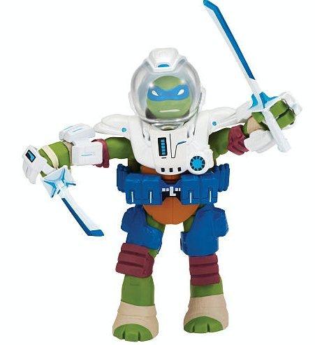 Teenage Mutant Ninja Turtles Dimension X 5.25 inch Action Figure - Leonardo pack of 1