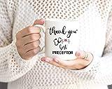 Best Preceptors - Thank You Best Preceptor Mug,Nurse Preceptor Gift,Preceptor Gift,Nurse Review