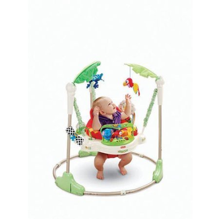 Fisher-Price Rainforest K6070, Jumperoo by Fisher Scientific