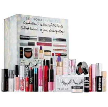 Sephora Favorites Beauty Vault: 12 Days of Makeup - 22 Piece Set