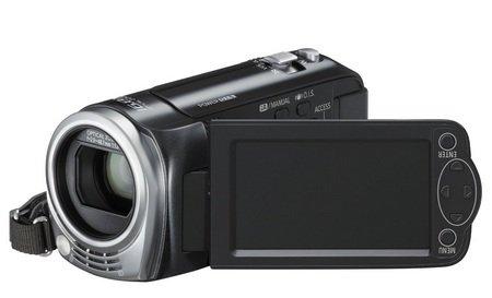 Panasonic HDC-TM40 16GB camcorder with 16GB Internal Flash Memory (Black)