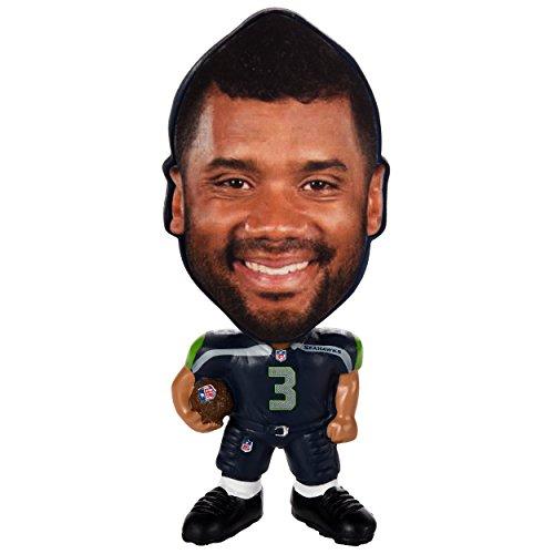FOCO Seattle Seahawks Wilson R. #3 Flathlete Figurine by FOCO