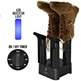 JobSite Mighty Dry Boot Dryer with Timer and