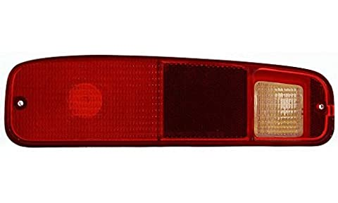 Evan-Fischer EVA15672052234 Tail Light for Ford F-Series 73-79 Econoline Van 75-91 RH Lens and Housing Right Side Replaces Partslink# - 1977 77 Ford Econoline Van