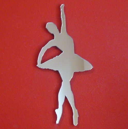 Dancing Tutu Ballerina - 20cm x 10cm by Super Cool Creations (Image #2)