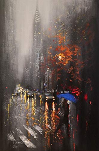 (Rainy Day 14 Lexington Avenue)