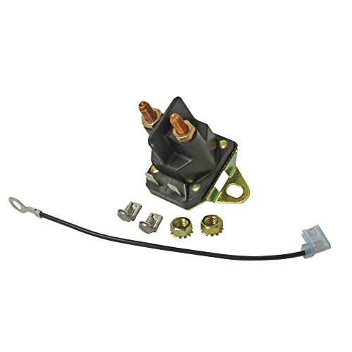 (Craftsman 532146154 Lawn Tractor Starter Solenoid Genuine Original Equipment Manufacturer (OEM) part for Craftsman, Poulan, Western Auto, Weed Eater, Frigidaire, Yard Pro, Wizard, Sears, Rally)