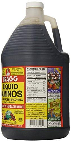Bragg Liquid Aminos 1 Gallon by Bragg (Image #4)
