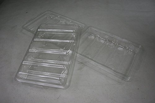 Blister Shell - PACKAGE ESD CLAMSHELL BLISTER BOX FOR 3.5