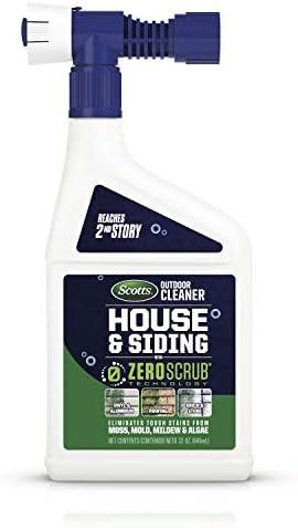 Scotts Outdoor Cleaner ZeroScrub Technology