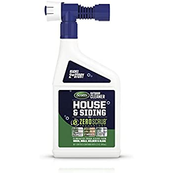Amazon Com Scotts Outdoor Cleaner House And Siding With