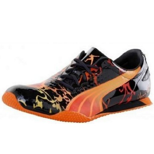 Chaussures Puma multicolore édition Lava Yaam Usain Bolt Street limitée Noir gqrdqwTB1