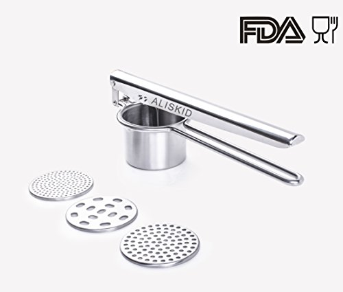Potato Ricer Masher Stainless Interchangeable product image