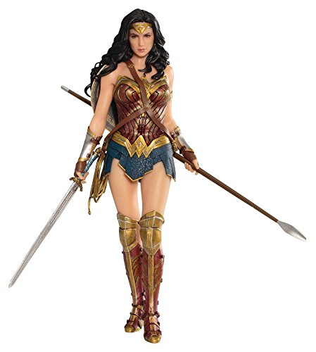 Kotobukiya Justice League Movie: Wonder Woman ArtFX+ Statue]()